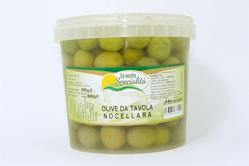 Olive da tavola nocellara azienda agricola biologica conserve alimentari prodotti dalla - Tipi di olive da tavola ...
