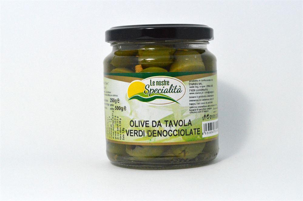 Olive da tavola nocellara denocciolate azienda agricola biologica conserve alimentari - Tipi di olive da tavola ...